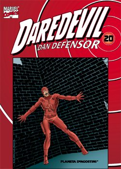  Daredevil: Coleccionable semanal 20