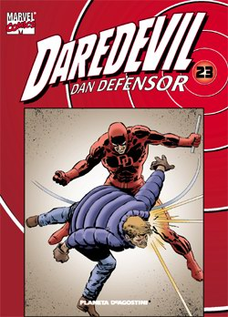  Daredevil: Coleccionable semanal 23
