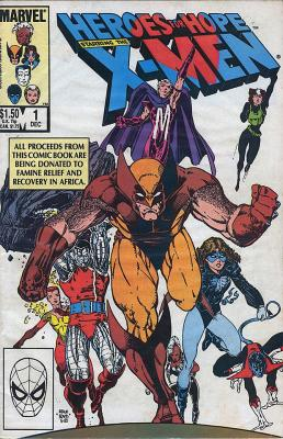 Heroes for Hope: Starring the X-Men