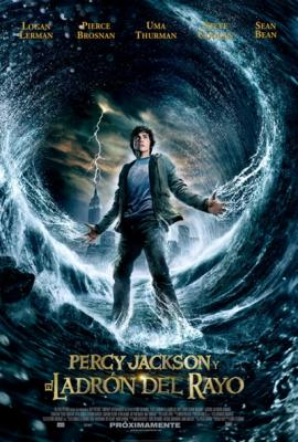 Percy Jackson y el Ladrn del Rayo